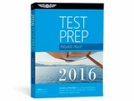 ASA 2016 Private, Sport & Recreational Pilot FAA Test Prep Pilot Knowledge Exam