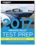 ASA 2017 Private, Sport & Recreational Pilot FAA Test Prep Pilot Knowledge Exam