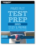 ASA 2015 Private and Recreational Pilot Test Prep - FAA Knowledge Exam