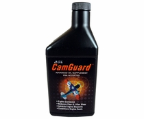 CamGuard Aircraft Engine Oil Supplement