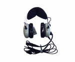 David Clark H10-13.4 Mono 5-Foot Straight Cord Aircraft Headset