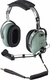 David Clark H3332 Ground Support Headset - 12304G-05