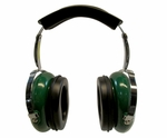 David Clark 12451G-01 Model 10A Hearing Protector Earmuffs
