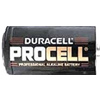 Duracell PROCELL PC1300 Alkaline Battery - D Size (CLEARANCE)