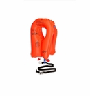 EAM P01074-137WC Orange XF-35 Twin-Cell Crew Life Vest with Whistle