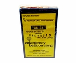 Emergency Beacon GS-21 Alkaline EBC-102 & EBC-302 Battery - 2 Year