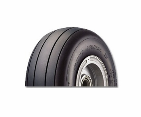 Goodyear 505C41-4 Flight Special II Aircraft Tire 5.00-5 - 4 Ply