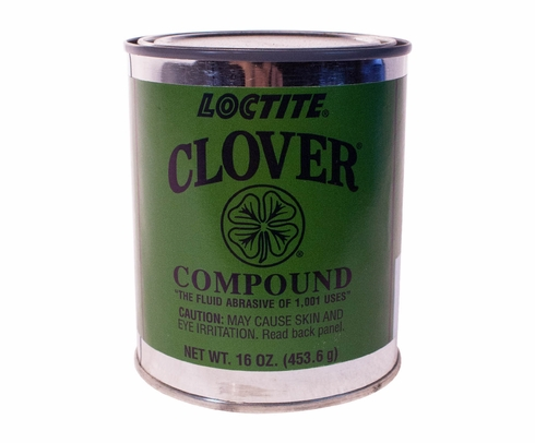 Henkel 39473 Loctite Clover Grade G / 80 Grit Silicon Carbide Grease Mix - 1 lb Can