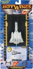 Hot Wings 14142 SR-71 (Silver) Diecast Aircraft