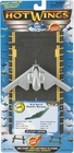 Hot Wings 14143 B-2 Stealth Bomber (Silver) Diecast Aircraft