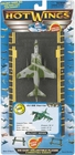 Hot Wings 14146 AV-8B Harrier (Green) Diecast Aircraft