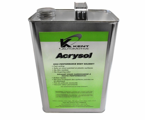Kent-Automotive P20010 Acrysol Paint Preparation & Auto Body Solvent - Gallon Can