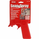 Krylon K07099 Red Snap & Spray Paint Can Holder