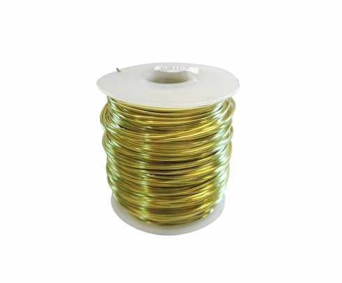 "Malin 26-0401-001S CDA 260 Soft Brass 0.0401"" ASTM B134 Spec Breakaway Wire (1 lb Roll)"