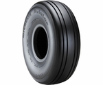 Michelin 021-317-1 Aviator 6.00-6-8 Ply 160mph TT/TL Aircraft Tire