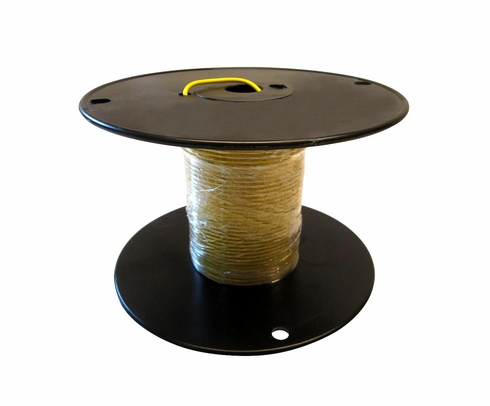 Military Specification M22759/16-14-4 Yellow 14 AWG Tefzel Hook Up Wire