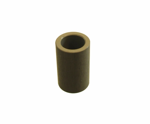 National Aerospace Standard NAS43DD3-18N Aluminum Gray Anodized Film Finish Spacer, Sleeve