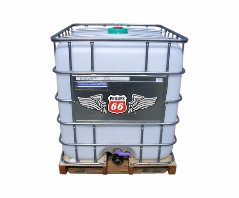 Phillips 66 X/C 25W-60 Multiviscosity Radial Engine Aircraft Oil - 330 Gallon Tote