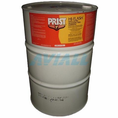 Prist Aerospace 35737 HI-FLASH HI-FLO Anti-Icing Aviation Fuel Additive - 55 Gallon Drum