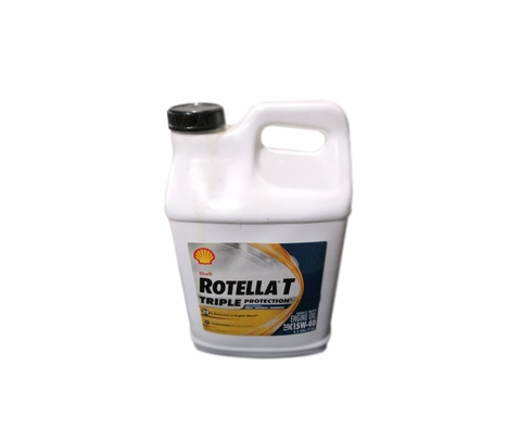 Shell Rotella T Triple Protection 15W-40 Engine Oil - Gallon Jug
