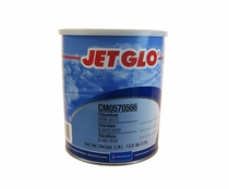 Sherwin-Williams U00021 JET GLO Snow White Polyester Urethane Topcoat Paint - Gallon Can
