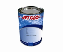 Sherwin-Williams U07445 JET GLO Polyester Urethane Topcoat Paint Fighter Blue - Quart