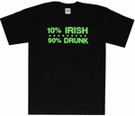 10 Percent Irish T-Shirt