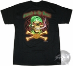420 Stoned Bone T-Shirt
