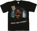 50 Cent Album T-Shirt
