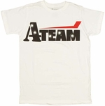 A Team Logo T-Shirt Sheer
