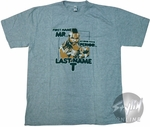 A Team Mr T Name T-Shirt Sheer