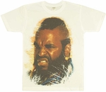 A Team Mr T T-Shirt Sheer