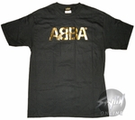 ABBA Foil Name T-Shirt