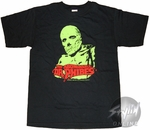 Abominable Dr Phibes Skeleton T-Shirt