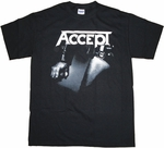 Accept Balls Wall T Shirt