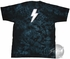 ACDC Back in Black Tye Dye T-Shirt