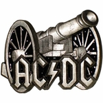 ACDC Belt Buckle