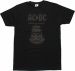 ACDC Hells Bells T-Shirt Sheer