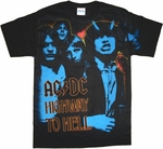ACDC Highway T Shirt
