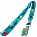Adventure Time Beemo Charm Lanyard