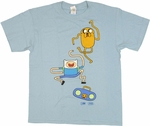 Adventure Time Dance Party T Shirt