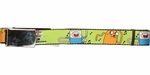 Adventure Time Finn and Jake Music Notes Mesh Belt