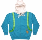 Adventure Time Finn Costume Hoodie