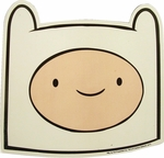 Adventure Time Finn Head Magnet