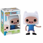 Adventure Time Finn Pop Vinyl Figurine