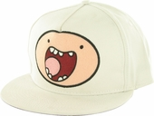 Adventure Time Finn Scream Hat