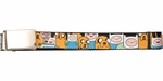 Adventure Time Finn the Human and Jake the Dog Mesh Belt