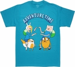 Adventure Time Fionna Finn T Shirt