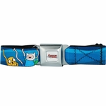 Adventure Time Fist Bump Seatbelt Mesh Belt