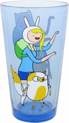 Adventure Time Gender Swapped Versions Pint Glass
